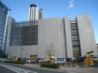 (仮称)武蔵小杉新駅前ビル南棟(西側)