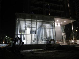 (仮称)武蔵小杉新駅前ビル北棟