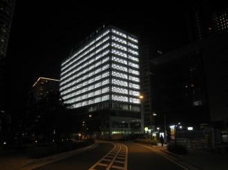 (仮称)武蔵小杉新駅前ビル北棟の南側