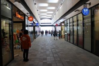 3階の専門店街