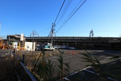 「(仮称)ビジネスホテル武蔵小杉」建設予定地