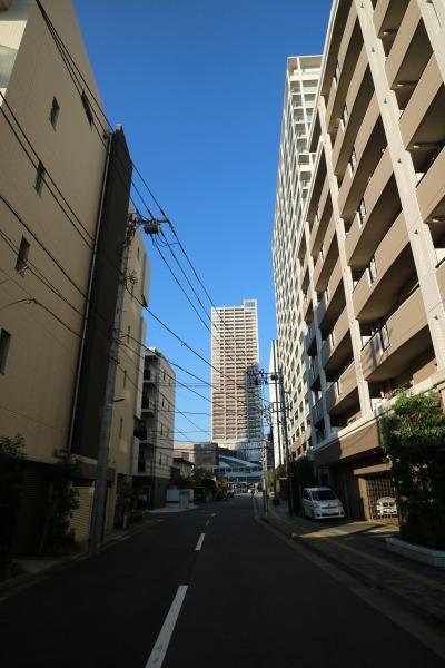 変わりゆく新丸子東3丁目
