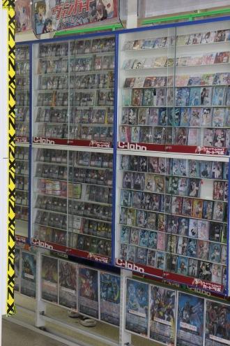 販売されているトレーディングカード