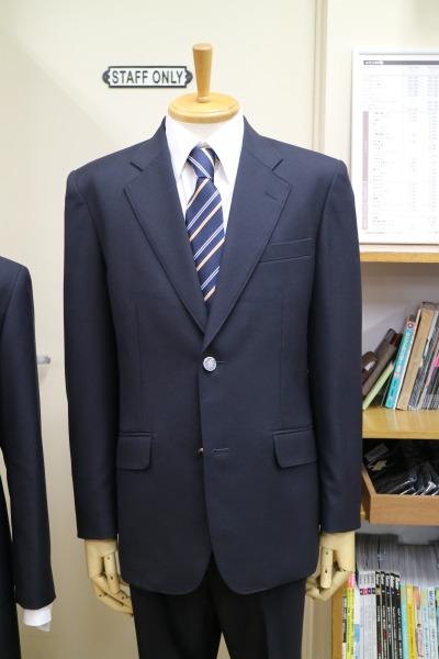 男子の制服
