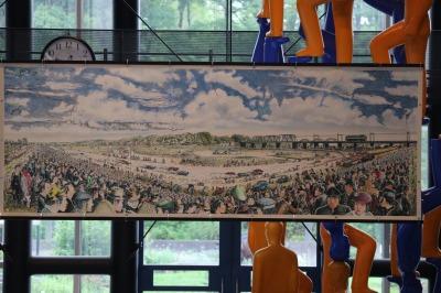 「多摩川スピードウェイ」のパノラマ画