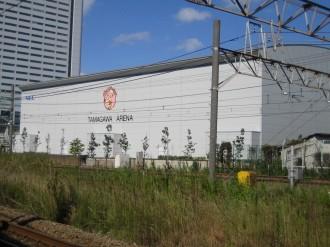 NECレッドロケッツ玉川アリーナ