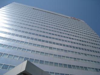 富士通川崎工場本部ビル