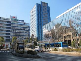 JR武蔵小杉駅北口