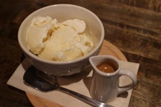 「SHIBA COFFEE」のアフォガート