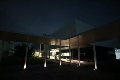 併設の研修施設「夢たまご」