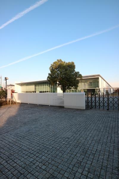 現在のサントリー商品開発センター