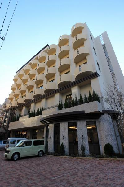 新本館がオープンした「ホテル精養軒」