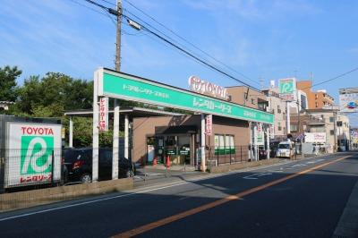 トヨタレンタリース神奈川武蔵小杉店