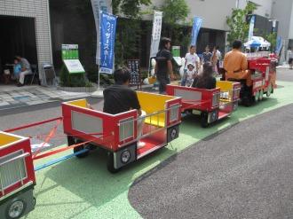 消防車トレイン