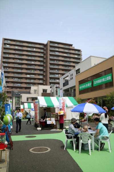 SUUMO武蔵小杉住宅展示場の「ファミリービッグフェスタ」