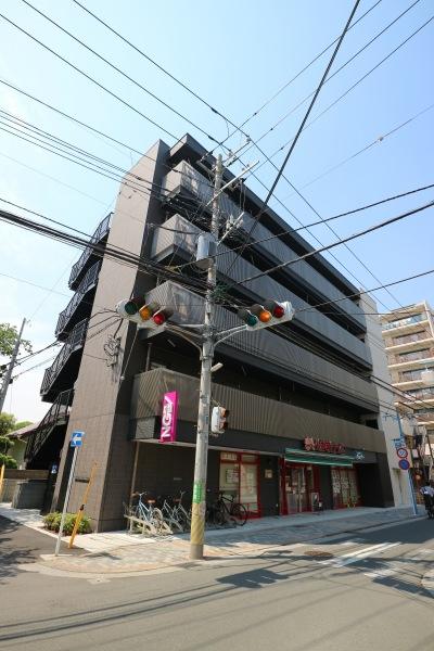 サライ通り商店街の「まいばすけっと今井仲町店」
