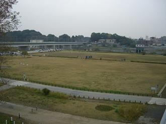 丸子橋第2広場