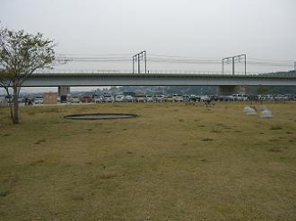 丸子橋ピクニック広場