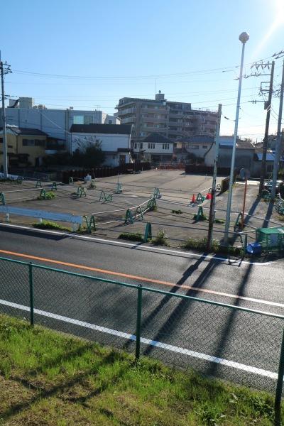 宮内新横浜線の接続部