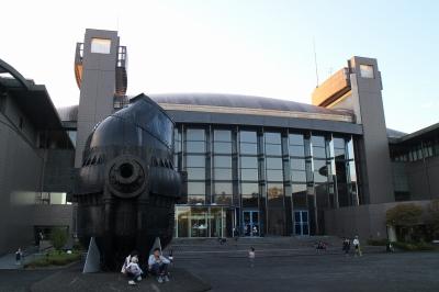 市民ミュージアム前の「トーマス転炉」