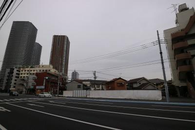 「スリーエフ川崎市ノ坪店」の跡地