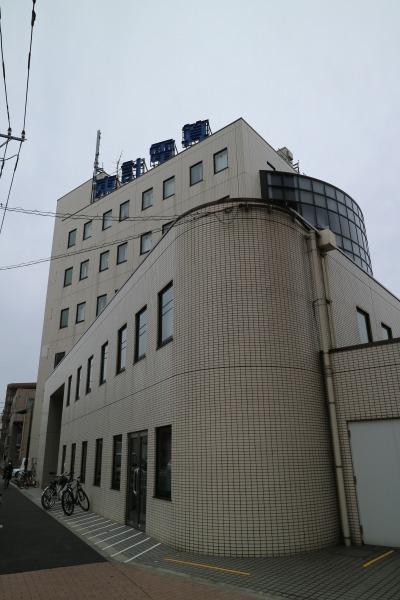東計電算の本社ビル