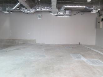 1階の空きスペース