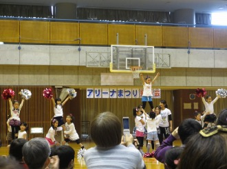 活動グループの発表会