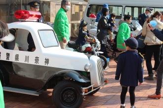 中原警察署による撮影会
