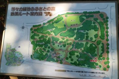 散策ルート案内図