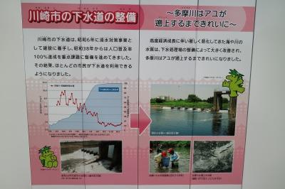 川崎市の下水道の整備