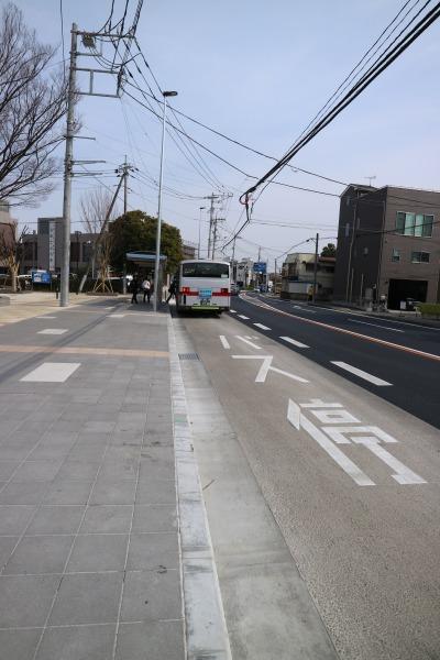 バス停の改良