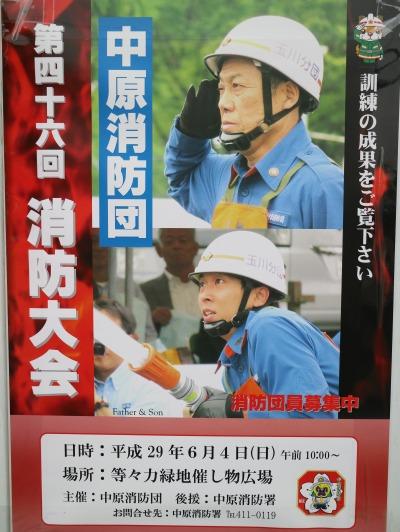 中原消防団 第46回消防大会
