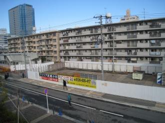 新丸子東3丁目地区A地区(東京機械製作所社宅)