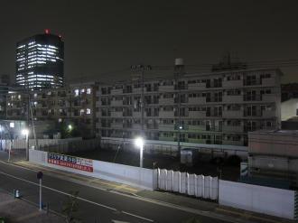 現在の東京機械製作所社宅