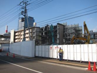東京機械製作所新丸子社宅