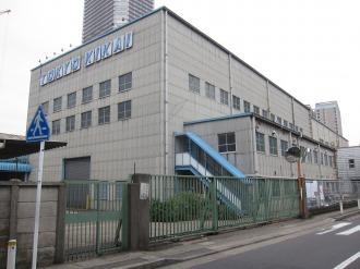 東京機械製作所玉川製造所第一工場