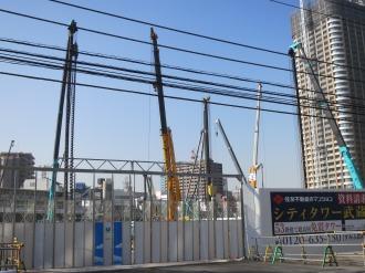 東京機械製作所玉川製造所第二工場