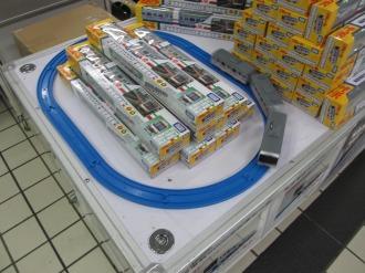 東急電鉄グッズの販売