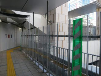 M2階・武蔵小杉東急スクエア(西街区部分)入口