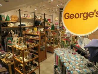 「George's八重洲地下街店」