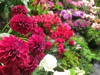 青山フラワーマーケットの花