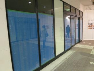 新たな店舗区画