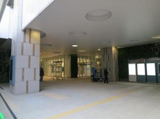 武蔵小杉東急スクエア1階入口
