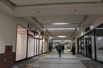 武蔵小杉東急スクエア・南口区画の店舗