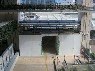 武蔵小杉東急スクエア2階入口