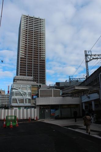 東急武蔵小杉駅南口の「QBハウス」