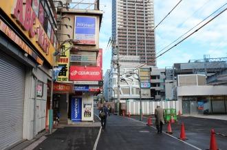 変わりゆく東急武蔵小杉駅南口