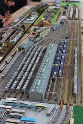 東急線のNゲージ
