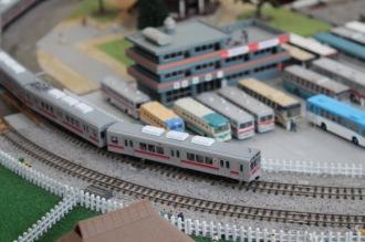 東急線と、東急バス